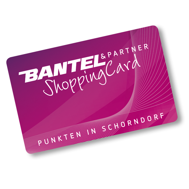 Bantel ShoppingCard
